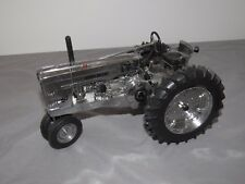 John Deere 60 175th Anniversary Silver Chrome Edition By Ertl 1/16 scale NEAT!