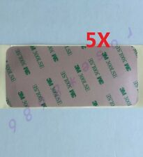 5X Pre-Cut 3M Adhesive Tape Sticker Glue for Apple iPod touch 5 5G 5th gen