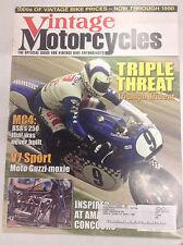Vintage Motorcycle Magazine BSA's 250 V7 Sport Winter 2007 051717nonr