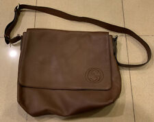 Gucci Mens Messenger Style Briefcase *New*