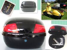 Universal TopBox, 0707-Black-Motorcycle, Bike, Trike, Quad, Moped, Scooter