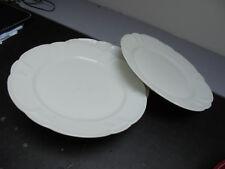 Anciennes Assiettes Plates