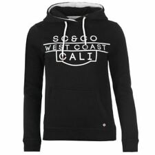 SoulCal&Co Polycotton Hooded Sweats for Women