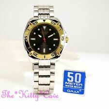 Seiko 5 Gold Plated Band Wristwatches