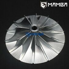 MAMBA Turbo Billet Compressor Wheel For Supercharger ( 75.00 mm / 124.00 mm) 7+7