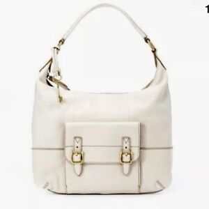 Fossil Hobo shoulder Bag, Soft Leather, No Signature Key. Pre Owned