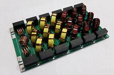 Low pass filter LPF 1200W 1.8-54 MHz LDMOS BLF188XR MOSFET power amplifier