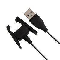 Durable USB Charger For Fitbit CHARGE 2 Activity Wristband Cord Wire Cable NEW