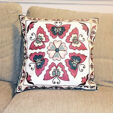 Embroidered Art Decorative Cushion Covers