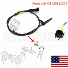 Front Left Hand ABS Wheel Speed Sensor For Chevy Equinox GMC Terrain 20811372