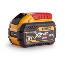DEWALT DCB547 batteria 54v 9ah FLEXVOLT utilizzabile su utensili 18v ASS. DEWALT