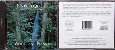 WOODLAND PIANO,  1  NEW NatureQuest Northsound Music factory sealed OOP  CD