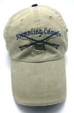 KREMMLING, COLORADO sage green adjustable cap / hat - 100% cotton