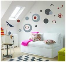 Wandtattoo Wandsticker Wandaufkleber Kreise Bubbles Wohnzimmer 150 x 60 W157