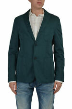 "Hugo Boss ""Marcoz3-D"" Green Two Button Sport Coat Blazer US 40R IT 50"