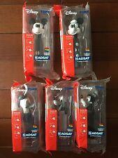 5 X Medicom Nadsat 2004 Disney Mickey Minnie Donald Duck for 1000% Bearbrick NEW