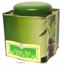 Green Tea & Infusions