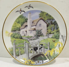 Meadowbridge Cottage by Peter Banett - The Franklin Mint Heirloom Collection