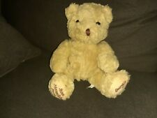 Stone Mountain Park Georgia Teddy Bear Plush