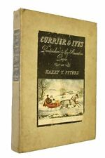 Currier & Ives:Printmakers to the American People by Harry T. Peters