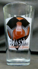 The Mash House Restaurant & Brewery Pint Beer Glass Fayetteville NC Micro