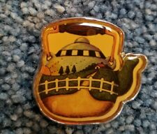Mary Engelbreit Pin Brooch Teapot New