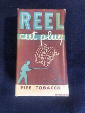 Vintage Reel Cut Play Pipe Smoking Tobacco Package
