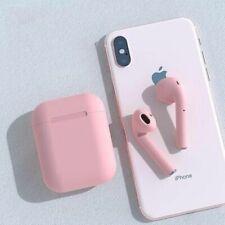 Auriculares Bluetooth Inalámbrico Earpod Con Estuche De Carga Para Apple Android Huawei