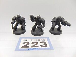 Warhammer 40,000 Space Marines Chaos Renegades   223-589