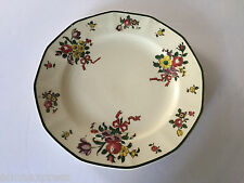 "Royal Doulton China Old Leeds Spray D3548 - 7-3/8"" SALAD PLATE"