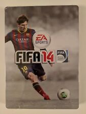 Fifa 14 Steelbook G1 Sized Xbox One 360 PS3 PS4 Brand New NO GAME