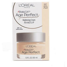 L'Oreal Age Perfect  Visible Lift Brightening Makeup 703 Light Ivory 30ml