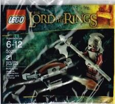 LEGO Lord of the Rings 30211 Uruk-Hai Polybag Brand New Sealed