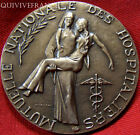 MED3054 - MEDAILLE MUTUELLE NATIONALE HOSPITALIERS par ASSELBERGS - FRENCH MEDAL