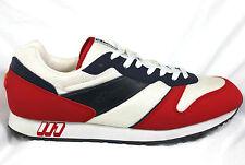Ellesse 117 Trainers Sneakers White UK 11 Classic Retro Tennis Vintage NEW BNIB