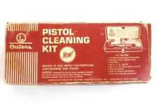 Vintage Outers Pistol and Revolver Cleaning Kit No. 479 .22 Caliber Not Complete