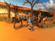HaT World war 1 British cavalry 1:72 painted