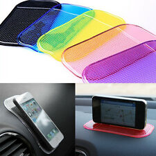 5Pcs Nano Car Magic Anti-Slip Dashboard Sticky Pad Non-slip Mat GPS Phone Holder