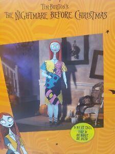 NEW 6ft Life Size Animated Sally Disney Nightmare Before Christmas Halloween