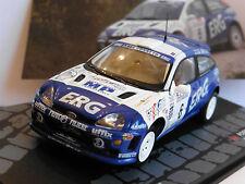 FORD FOCUS RS WRC #6 RALLY SAN MARINO 2001 ANDREUCCI GIUSTI IXO ALTAYA 1/43