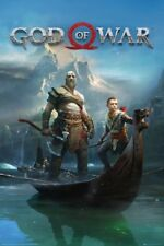 GOD OF WAR VIDEO GAME POSTER, Size 24x36
