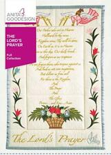 The Lord's Prayer Anita Goodesign Embroidery Machine Design Cd 152Aghd