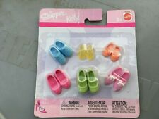 Shoe Family Affair, Skipper, Kelly & Stacie, With Htf Daisy Janes By Mattel