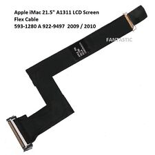 """Apple iMac 21.5"""" A1311 LCD Screen Flex Cable 593-1280 A 922-9497 2009 2010 NEW"""