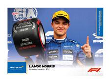 Topps Now Formel 1 F1 - Lando Norris Maiden Pole (Pre-Order)