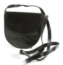 Charles Underwood Black Vintage Camera Crossbody Shoulder Mini Bucket Handbag