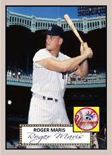 ROGER MARIS 52 ACEO ART CARD ### BUY 5 GET 1 FREE ### or 30% OFF 12 OR MORE