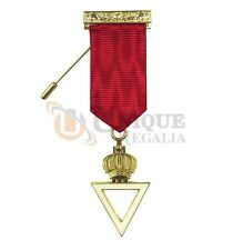 Royal and Select Master RSM Companions Masters Members Breast Jewel BT106