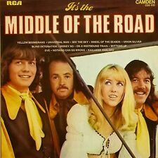 """12"""" LP - Middle Of The Road - It's The Middle Of The Road - B407"""