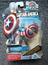 "Marvel universo Capitán América Ultimates primer Vengador 4"" figura película Los Vengadores"